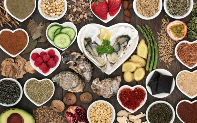 aphrodisiacs food